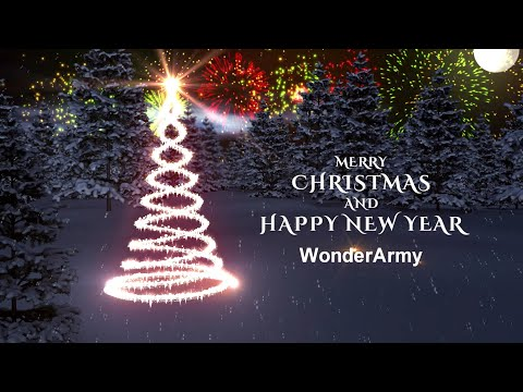 cool sony vegas intro templates - marry christmas intro for my wonderarmy free sony vegas