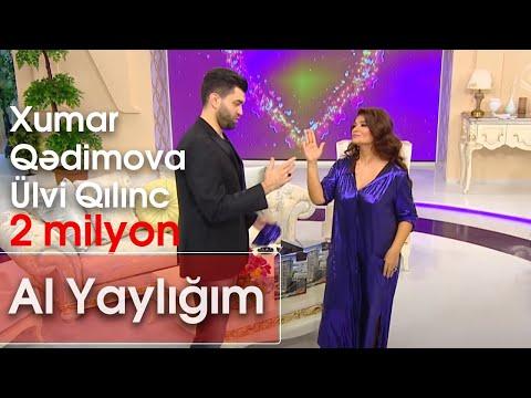 Xumar Qədimova və Ülvi Qılınc - Al Yaylığım  (Şou ATV)