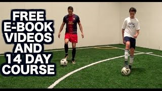 FREE soccer training and football training | soccer training for kids | football training workouts