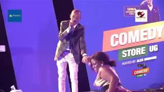 Alex Muhangi Comedy Store July 2019 - Fresh Daddy