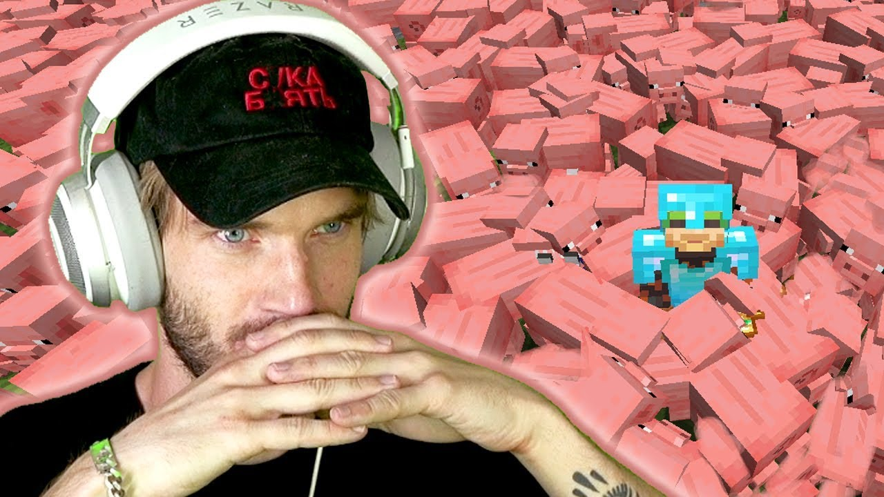 Why Are 96,000,000 Pigs in my Minecraft? - Part 22