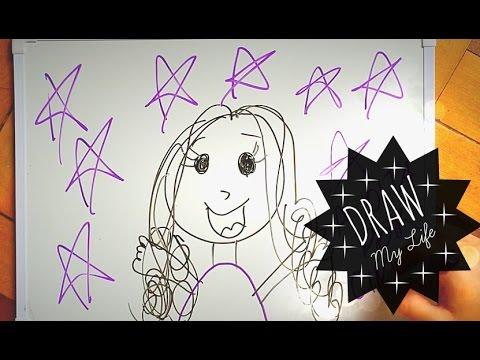 Draw My Life | Bianca Andrade (Boca Rosa)