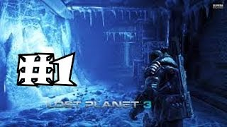 Lost Planet 3 Walkthrough - PART 1 - Gameplay Commentary - PC