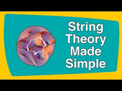 STRING THEORY MADE SIMPLE