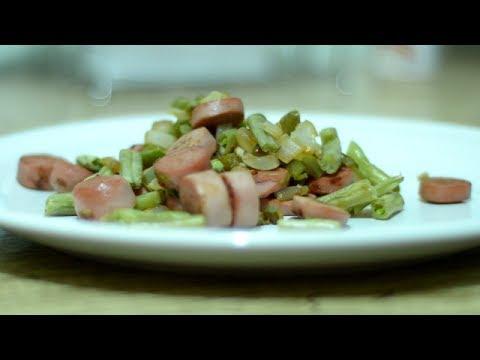 La dieta de las salchichas