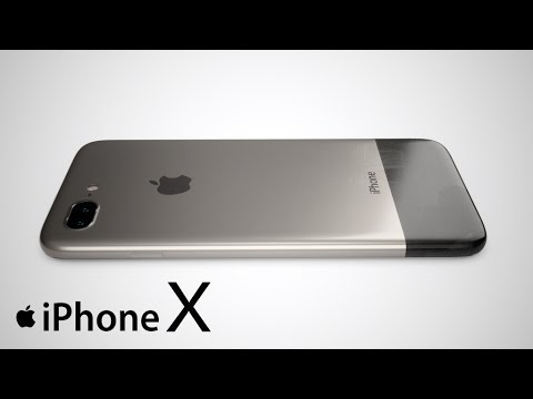 wholesale dealer 38c61 00b09 iPhone X Edition With 5.8 inch OLED | New Design ᴴᴰ
