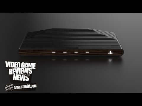 Atari announces a new console! The Ataribox. Info & my thoughts - Gamester81