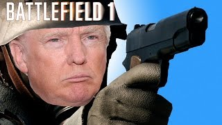 Battlefield 1 Epic & Random Moments: #1 (BF1 Compilation)