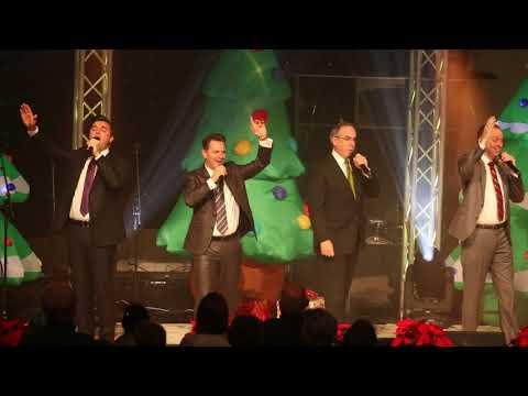 Jubilee Christmas - Legacy Five (Hallelujah Chorus) 12-01-17