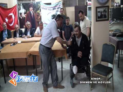 Yöremiz Töremiz - Sinop Dikmen ve Köyleri 31.05.2015 Yayını 5.Bölüm.avi