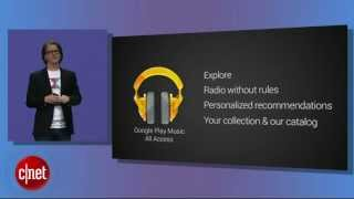 Google Launches New Music Streaming Service