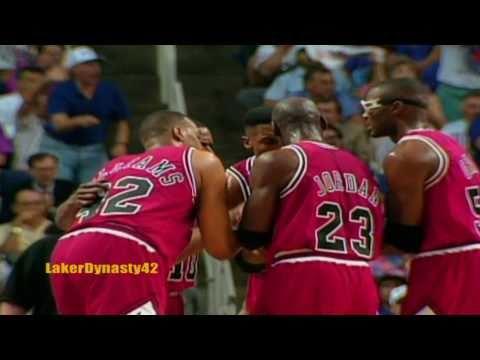 1992-93 Chicago Bulls: Three-Peat Part 2/4