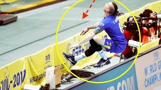 【バレーボール】天才的リベロのセーブ!!まさに神業!!【衝撃】Save genius Libero! !【 volleyball】