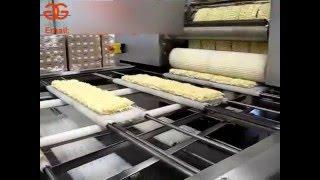 Instant Noodle Production Line Video|Instant Noodles Manufacturing Plant
