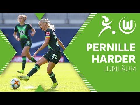 92 Tore In 100 Spielen! Pernille Harder On Fire | VfL Wolfsburg Frauen