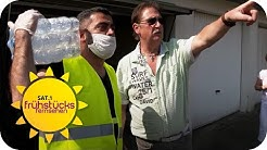 Corona-Held: Baris hilft den Alten und Kranken aus der Nachbarschaft | SAT.1 Frühstücksfernsehen