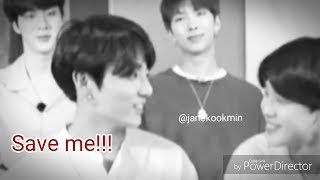Save Jin from Kookmin /Jikook