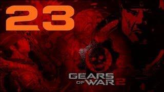 Lets Play Gears Of War 2 Deutsch Part 23 German Walkthrough Gameplay 1080p