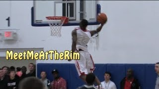 Andrew Wiggins Is The BEST Player In High School Headed To The University Of Kansas