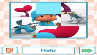 Pocoyo Puzzles For Free Pocoyo Puzzle Best New Apps For Kids
