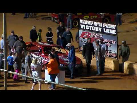 Friendship Motor Speedway ( EXTREME STOCK 4's) 10-14-17