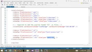 Visual Studio: Add subtitles to your HTML5 video