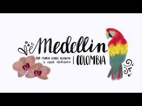 Wow Air Travel Guide Application Medellín, Colombia