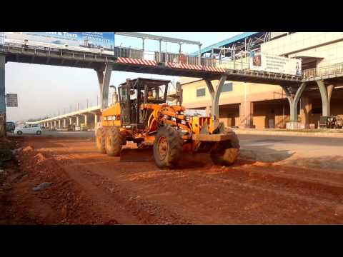 """""""Control & Monitoring system for Graders"""" on 'Delhi Agra Road Project'"""