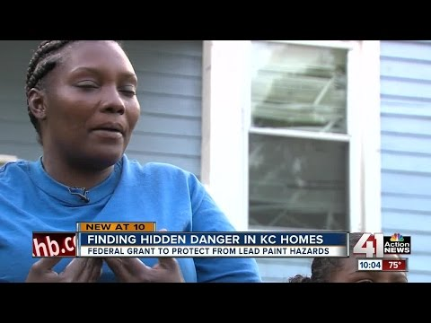 Lead poisoning is still a problem in Kansas City