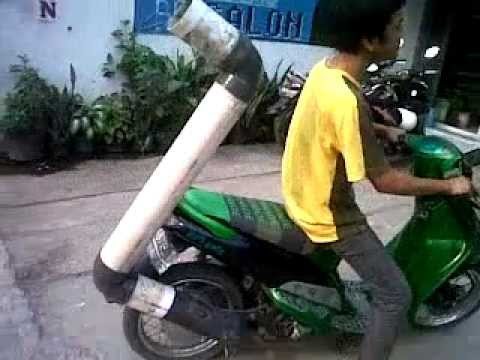 referensi modifikasi mio bore up harian