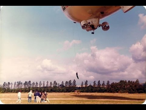 Airship Industries, 007 Skyship 500 in a view to a kill