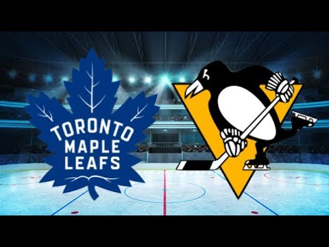 Toronto Maple Leafs vs Pittsburgh Penguins (4-3) All goals and Highlights!! [Extended]