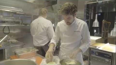 Carita-kuituliina Finnjävel-keittiössä