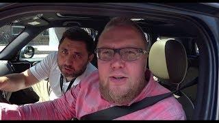Лучшие фокусы блоггерам / Новый BMW X5 M