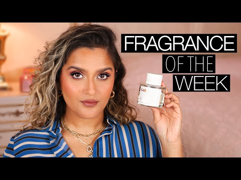 YUMMY FRAGRANCE OF THE WEEK!! #10 Commodity Gold #FOTW