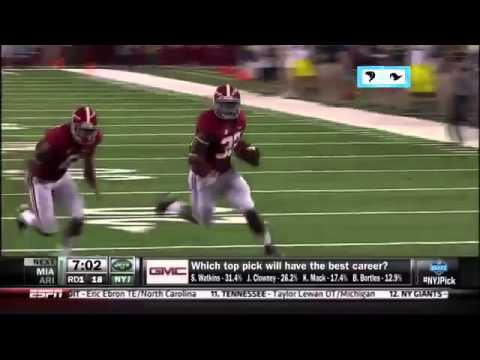 CJ Mosley drafted #26 to Baltimore Ravens 2014 NFL DRAFT