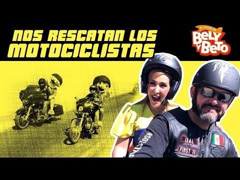Nos Recatan los Motociclistas - Bely y Beto