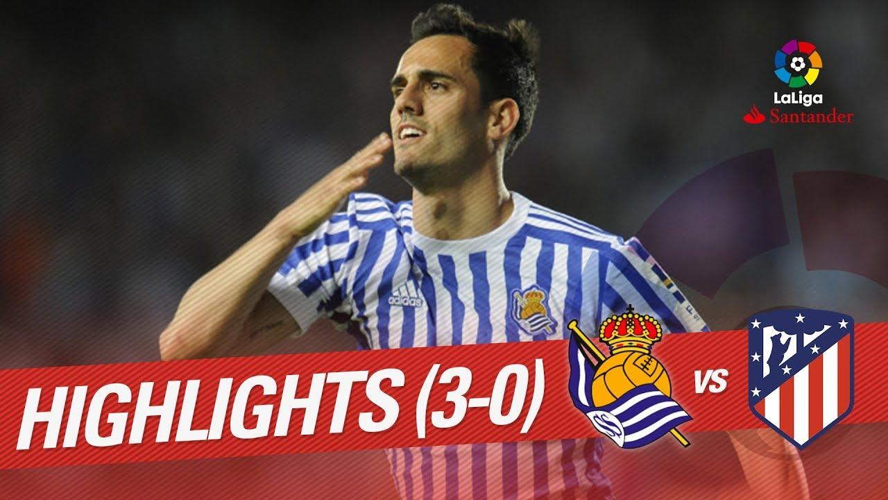 Image Result For Vivo Real Sociedad Vs Atletico Madrid En Vivo Online Youtube