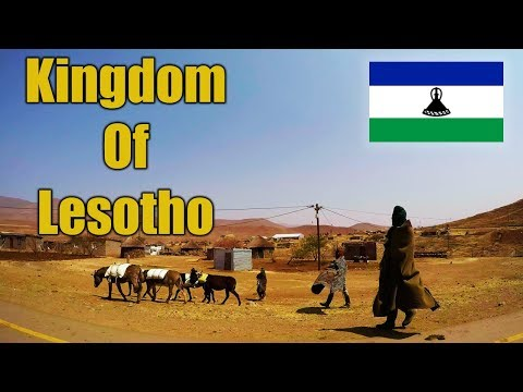 The Kingdom Of Lesotho | We Found the Horsemen