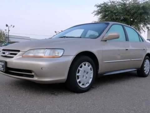 2001 Honda ACCORD #2C129A in Jacksonville FL Orange-Park,