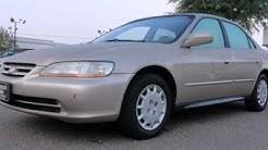 2001 Honda ACCORD #2C129A in Jacksonville FL Orange-Park,
