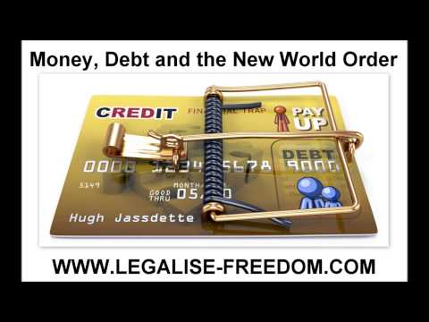 Philip Coggan - Money, Debt and the New World Order