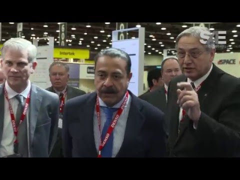 Interview with Shad Khan - Keynote Speaker at SAE World Congress