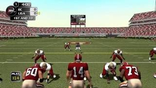 NCAA Gamebreaker 2004 PS2 PCSX2 HD 60fps (989 Sports, 2003)