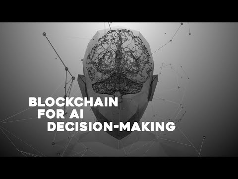 Using blockchain for decision-making | Why Blockchain Will Matter To You with Angeliki Dedopoulou