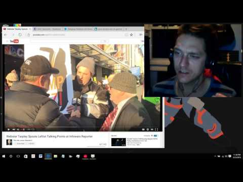 Webster Tarpley Plays Word Games With Infowars David Knight