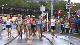 Татьяна Вернигор Марафон на Чемпионате Европы 2014