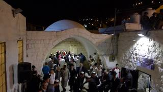 Kever Yosef Dancing