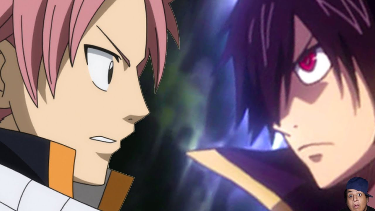 Natsu Vs Zeref Final Fight Predictions (Fairy Tail) フェアリー ...