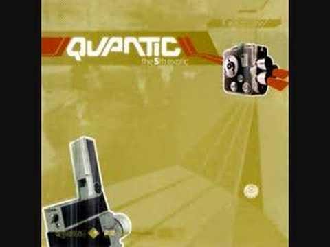 Quantic - Life in the Rain